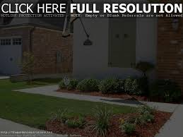 landscape ideas for small front yard christmas lights decoration