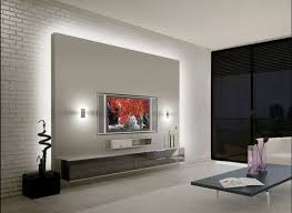 Living Room Light Stand Wall Decor Ideas For Living Room As Well As Tv Stand With Color