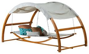 swing bed with canopy patio swing bed with canopy ggwvy