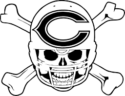 fresh chicago bears coloring pages 76 remodel seasonal