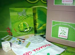 toyota national toyota national tree day pack shout