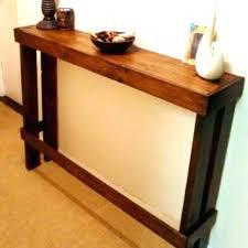 narrow console table for hallway narrow console table for hallway thin hallway table full size of
