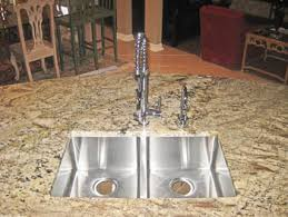 Granite Kitchen Sinks Undermount Sinks In Granite Countertops