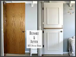 Temporary Door Solutions Interior Best 25 Sliding Door Dog Door Ideas On Pinterest Pet Door