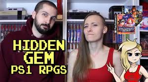 5 hidden gem role playing games for ps1 waifu u0027s game room youtube
