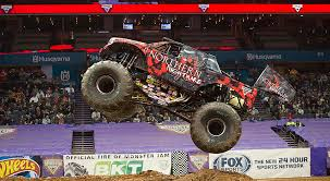 show me monster trucks results monster jam