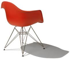 the design of the eames molded plastic chairs smart furniture