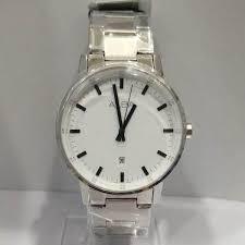Jam Tangan Alba Putih jam tangan alba original pria ag8h25 silver putih loyalwatch