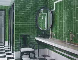 cool bathroom epic green tile 24 best for subway with in find