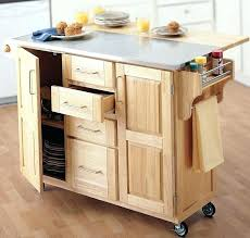 kitchen island cart with drop leaf kitchen islands on wheels or kitchen cart cabinet kitchen island