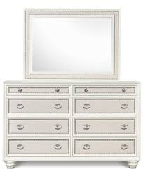 Nail Trim For Upholstery Eight Drawer Dresser And Landscape Mirror With Polyvinyl