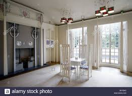 charles rennie mackintosh house for an art lover the music room