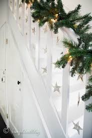 Simple Christmas Tree Decorating Ideas 100 Awesome Christmas Stairs Decoration Ideas Digsdigs