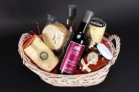 Cheese Gift Basket Wine And Luxury Cheese Gift Basket Birthday Gifts