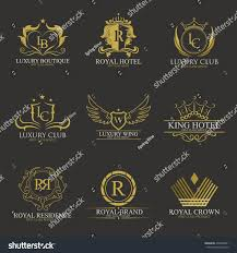 royalty free luxury logo collection design for u2026 490400821 stock