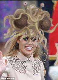 Princess Beatrice Hat Meme - royal wedding forget kate middleton s dress princess beatrice s