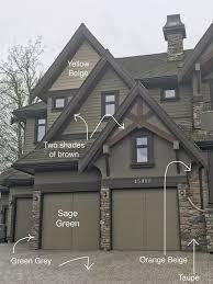 194 best exterior colour images on pinterest exterior colors