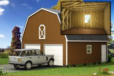 looking for gambrel garage plans the garage journal board