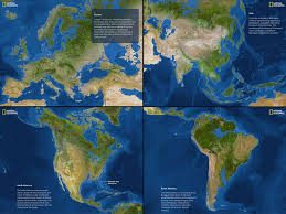 entire middle earth map 32 maps that will teach you something new about the world