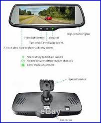 echomaster rear view camera