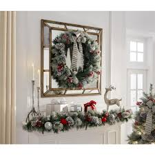 christmas home decorators home decorators collection semi opaque taupe tweed room darkening