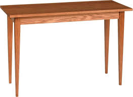 Small Sofa Table by Classic Shaker Sofa Table
