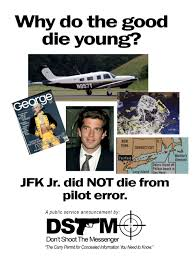 who how jfk jr was silenced on livestream
