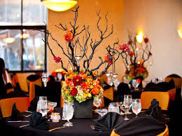 halloween wedding centerpiece ideas fall wedding ideas pinterest