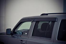 2017 jeep patriot sunroof wellvisors side window deflector vent visor installation video