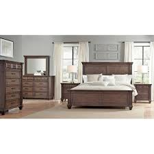 Bedroom Sets With Hidden Compartments Andaluz 6 Piece King Bedroom Set