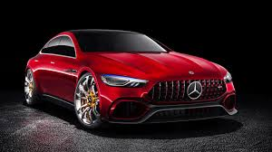 mercedes concept cars mercedes amg reveals gt sedan concept cars co za