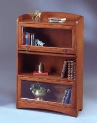 Barrister Bookcases With Glass Doors Barrister Bookcases Easy Home Concepts