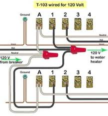 how to wire contactor block delay timer http waterheatertimer