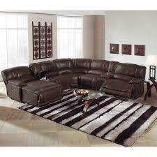 Leather Chaise Couch Sofa Gray Sectional Sofa Large Sectional Leather Couch With