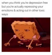 Meme Depression - what depression looks like as told by memes from may