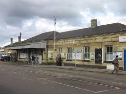 Orpington railway station