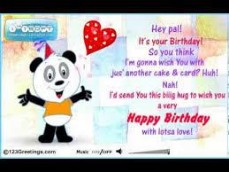 free birthday video cards happy birthday to you video w cake happy