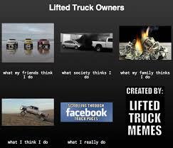 lifted truck memes liftedtruckmeme twitter