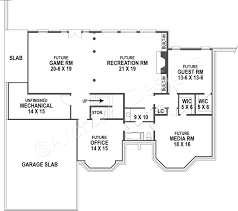 Basement Floor Plan Designer by Monagham 4000 Sq Ft House Plan Luxury Floor Plan