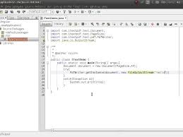 Count Number Of Pages In Pdf Itext Creating Pdf In Java Itext Api