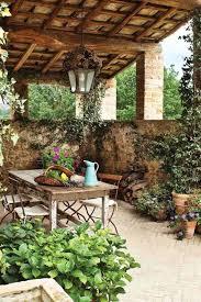 mediterrane terrassenberdachung modernes wohndesign modernes haus idee mediterran terrasse