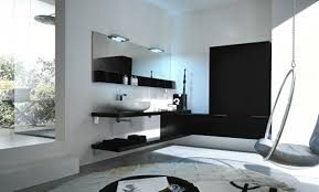 Black And White Bathroom Decorating Ideas Distinguished Black Bathrooms Hgtv In Bathrooms In Black In Black