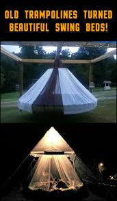 best 25 recycled trampoline ideas on pinterest old trampoline