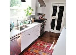 rugs for kitchen hardwood floor for amazing area rugs kitchens