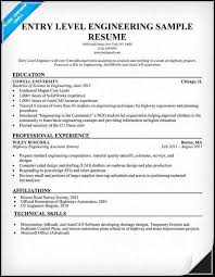 resume objective for entry level engineer job entry level engineering resume must be written excellently using