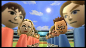 wii sports 1 baseball youtube