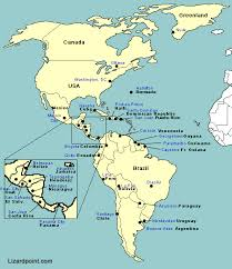 the americas map test your geography knowledge americas capital cities quiz