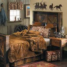 Western Bed Frames Western Bedroom Decorating Ideas Internetunblock Us