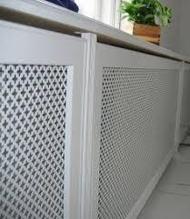 mesh cabinet door inserts creating open frame radiator screen cabinet doors radiators