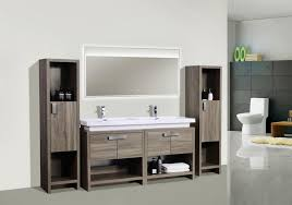 awesome bathroom vanities modern contemporary home decorating